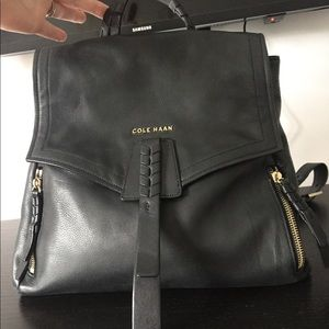 Cole Haan Backpack.